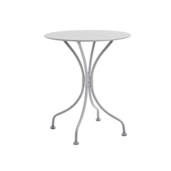 Cafébord utomhus GARDEN grå, Nordal