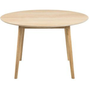 Fairfield matbord runt 120 cm - Ek