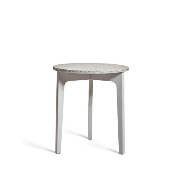 Höllviken sidobord ljusgrå/ kalksten, Mavis