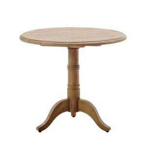 Michel runt cafébord Ø80 cm teak, Sika-design
