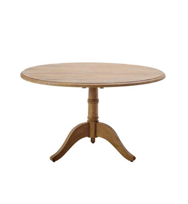 Michel runt matbord Ø120 cm teak, Sika-design